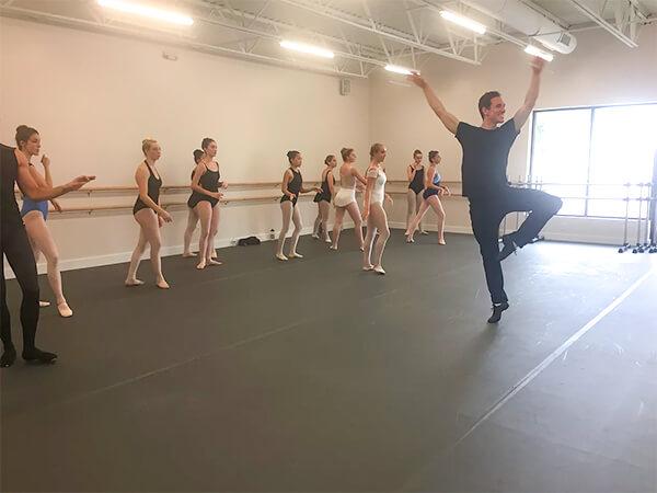 Stephen Hanna Summer Intensive