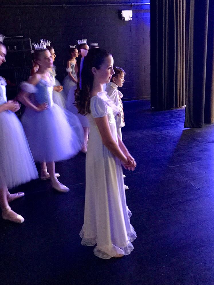 ballet in charlesotn