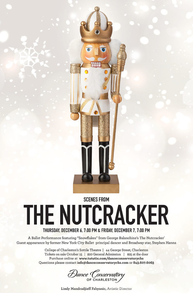 Nutcracker in Charleston