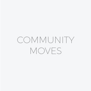 Community Moves