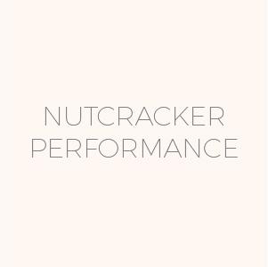 Nutcracker Performance