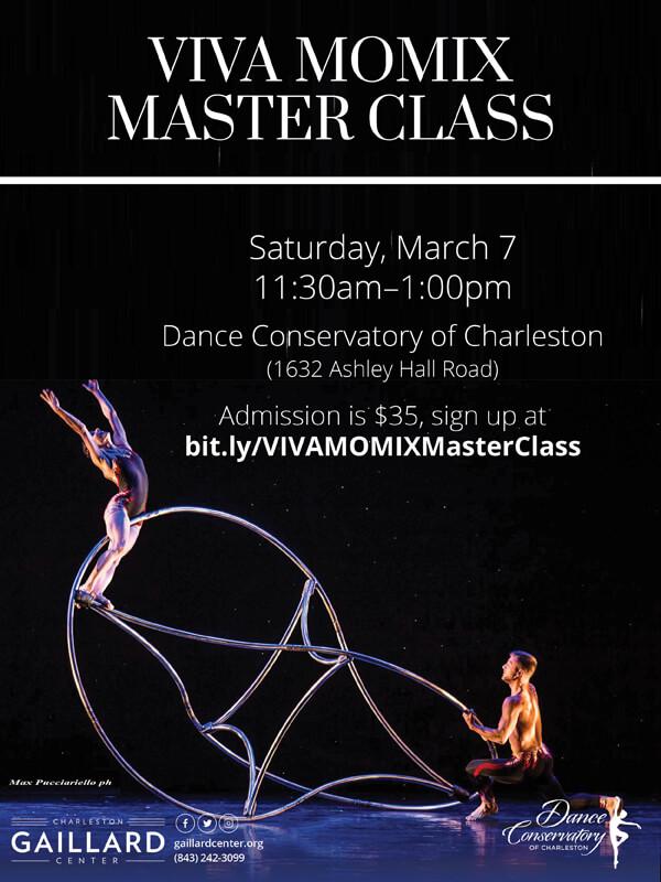 Viva Momix Master Class